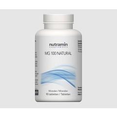 Nutramin NTM MG 100 naturel (90 tabletten)