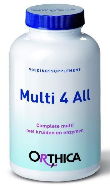Orthica Multi 4 all (180 tabletten)