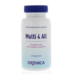 Orthica Multi 4 all (60 tabletten)