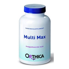Orthica Multi Max (90 tabletten)