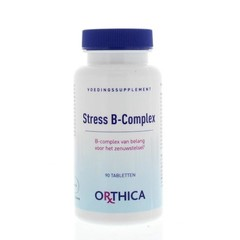 Orthica Stress B complex (90 tabletten)