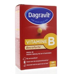 Dagravit Becoforte (100 dragees)