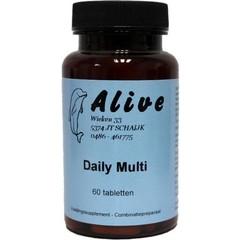 Alive Daily multi (60 tabletten)