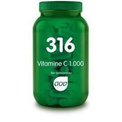 AOV 316 Vitamine C 1000 mg Bioflavonoiden 50 mg (180 tabletten)