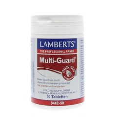 Lamberts Multi-guard (90 tabletten)