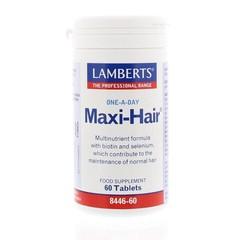 Lamberts Maxi-hair (60 tabletten)