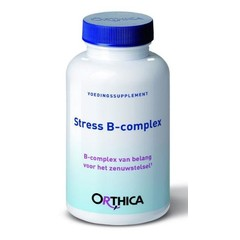 Orthica Stress B complex (180 tabletten)