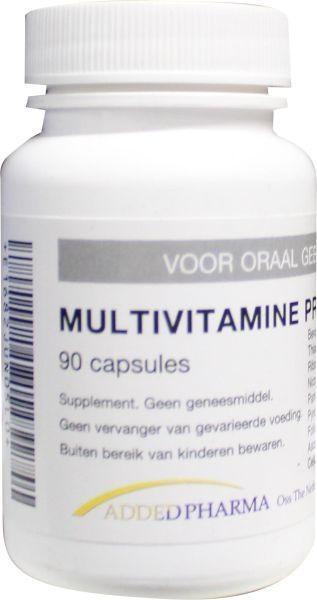Added Pharma Added Pharma Multivitamine pro haemo (90 capsules)