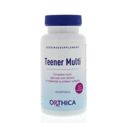 Orthica Teener multi (120 softgels)