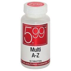 5.99 Multi A-Z 100% ADH (58 tabletten)
