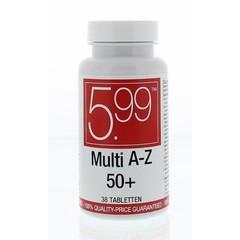5.99 Multi A-Z 50+ (38 tabletten)