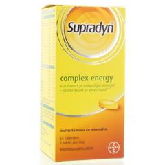 Supradyn Complex energy (65 tabletten)