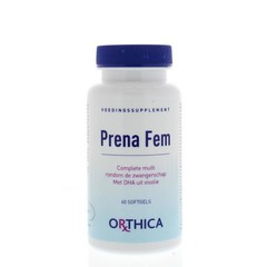 Orthica Prena fem (60 softgels)