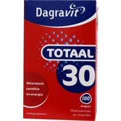 Dagravit Totaal 30 (100 dragees)