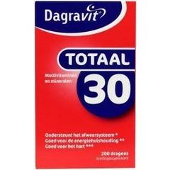 Dagravit Totaal 30 (200 dragees)