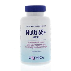 Orthica Multi 65+ (120 softgels)
