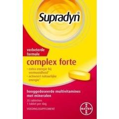 Supradyn Complex forte (35 tabletten)