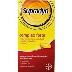 Supradyn Complex forte (95 tabletten)