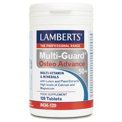 Lamberts Multi-guard osteo advance (120 tabletten)