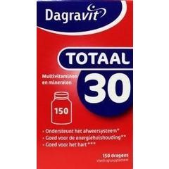Dagravit Totaal 30 dispenser navul (150 dragees)