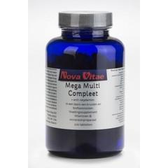 Nova Vitae Mega multi compleet (100 tabletten)