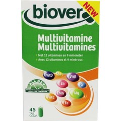 Biover Multivitamine (45 tabletten)