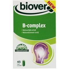 Biover Vitamine B complex (45 tabletten)