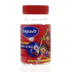 Dagravit Kids gummies Dora (60 gummies)
