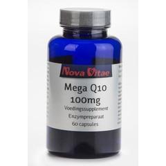 Nova Vitae Mega Q10 100 mg (60 capsules)