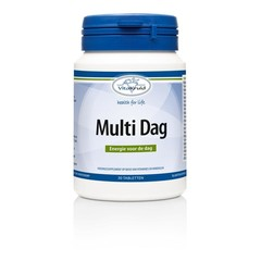 Vitakruid Multi dag (30 tabletten)