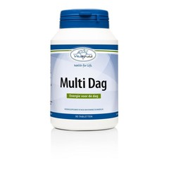 Vitakruid Multi dag (90 tabletten)