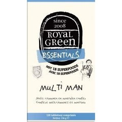 Royal Green Multi man (120 tabletten)