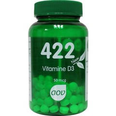 AOV 422 Vitamine D3 50 mcg (120 tabletten)