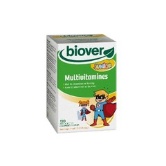Biover Junior multivitamine (120 tabletten)