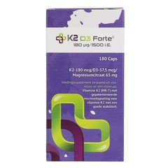 K2 Medical Care K2 D3 Forte (180 capsules)