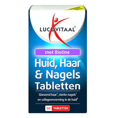 Lucovitaal Huid haar nagel (60 tabletten)