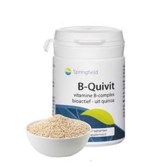Springfield B-quivit B complex (30 tabletten)