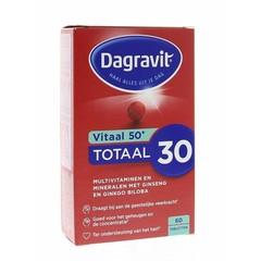 Dagravit Vitaal 50+ blister (60 tabletten)