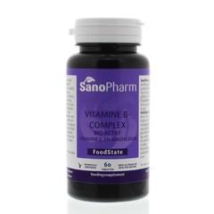 Sanopharm Vitamine B complex & C & magnesium (60 tabletten)