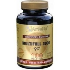 Artelle Multifull 3000 (100 tabletten)