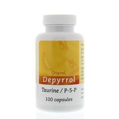Depyrrol Taurine P5P 5 mg (100 capsules)