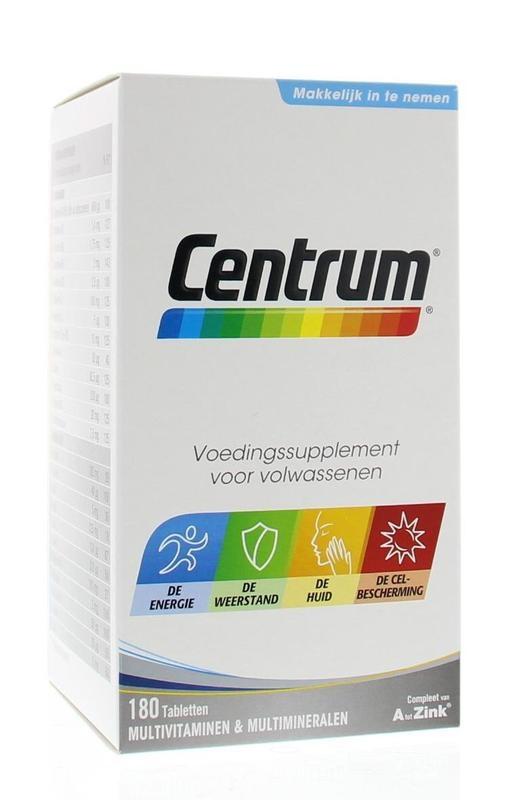 Centrum Centrum Original advanced (180 tabletten)