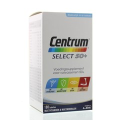 Centrum Select 50+ advanced (180 tabletten)