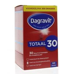 Dagravit Totaal 30 (500 dragees)