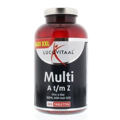 Lucovitaal Multivitamine A/Z (480 tabletten)