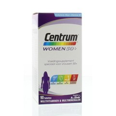 Centrum Women 50+ advanced (90 tabletten)
