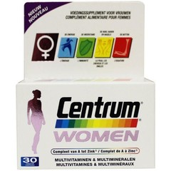 Centrum Women advanced (30 tabletten)