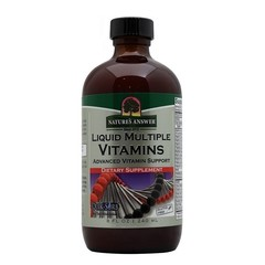 Natures Answer Vloeibaar multivitamine - Liquid multiple vitamins (240 ml)