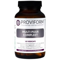 Proviform Multi puur compleet (60 vcaps)