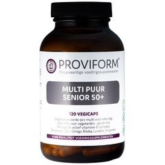 Proviform Multi puur senior 50+ (120 vcaps)